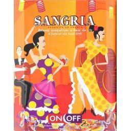 Sangria, boisson aromatisée à base de vin