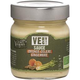 Sauce orange céleri gingembre BIO