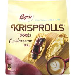 Petits pains suédois à la cardamome