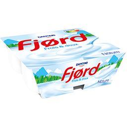 Fjord - Spécialité laitière nature, frais & doux