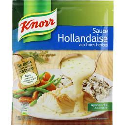 Sauce Hollandaise aux fines herbes
