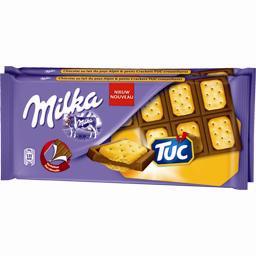 Chocolat et tuc