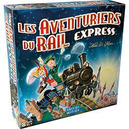 Asmodée Les Aventures du Rail express