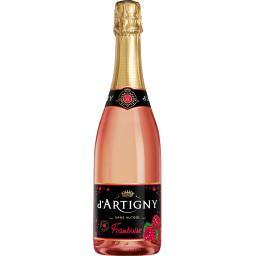d'Artigny Cocktail Royal framboise sans alcool