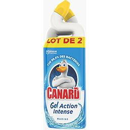 Canard Gel Action Intense marine le flacons de 750 ml