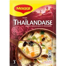 Maggi Escapade - Soupe déshydratée Thaïlandaise