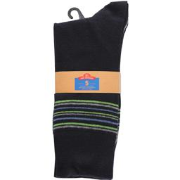 Mi-chaussettes fantaisies casual homme t43/46