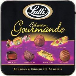 Sélection gourmande, bonbons & chocolats assortis
