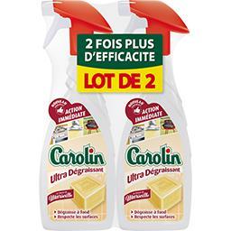 Carolin Ultra dégraissant au savon de Marseille