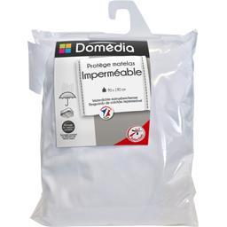 Protège matelas imperméable 90x190 cm blanc