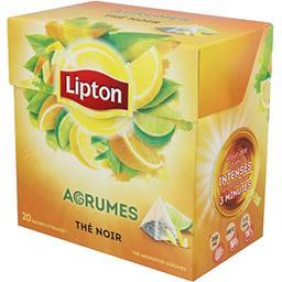 Thé agrumes