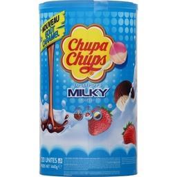 Assortiment sucettes Lollipops Milmy goût lait