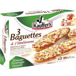 Baguettes à l'italienne