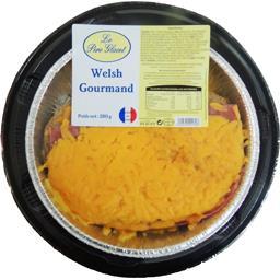 Le Père Glacet Welsh Gourmand la barquette de 280 g