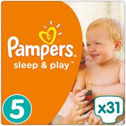 Couches Sleep & Play, taille 5 : 11-23 kg
