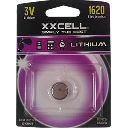 Pile lithium 3v