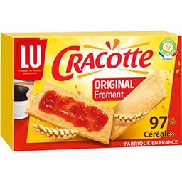 Cracotte - Tartines froment
