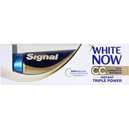 White Now - Dentifrice CC Instant triple Power