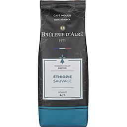 Café ethiopie nez intense et aromatique