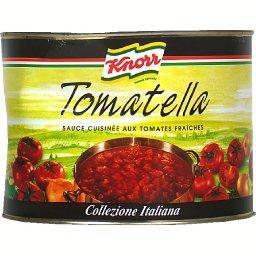 Collezione Italiana, Tomatella, sauce cuisinée aux tomates fraîches