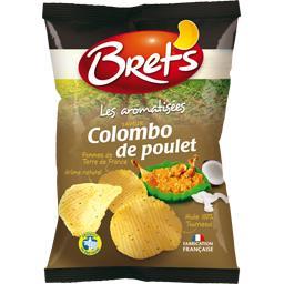 Les Natures - Chips saveur Colombo de poulet