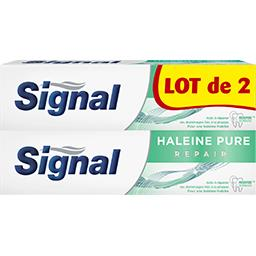 Signal Dentifrice Expert Protection haleine pure