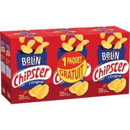Chipster - Pétales soufflés L'Original à la pomme de terre