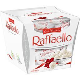 Ferrero Ferrero Raffaello - Gaufrettes enrobées noix de coco fourrée...