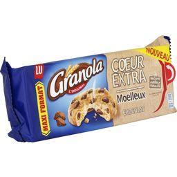 Granola - Cookie Cœur Extra moelleux chocolat