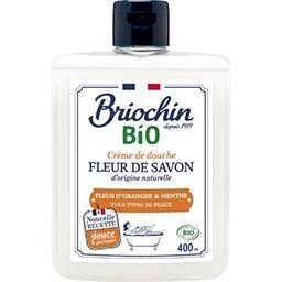 Fleur de Savon - Savon douche fleur d'oranger & ment...