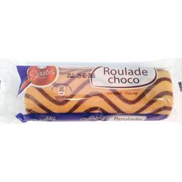 Gâteau Roulade choco