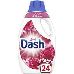Dash Lessive liquide 2en1 Coup de Foudre