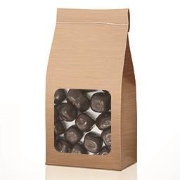 Bouchées de chocolat noir au gingembre en VRAC