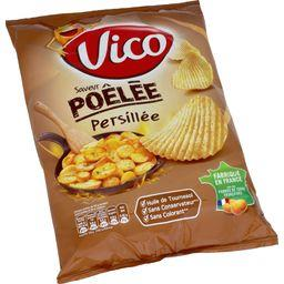 Chips saveur poêlée persillée