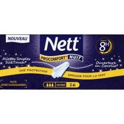 Pro Comfort - Tampon pour la nuit normal