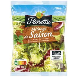 Salade mélange d'Automne