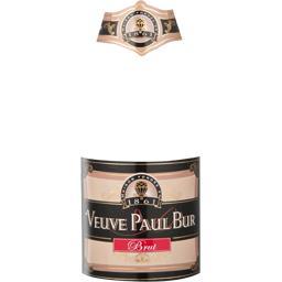 Blanc de blancs brut - Paul Bur