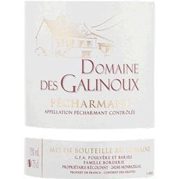 Pécharmant vin rouge Mansart de La Renaudie