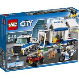 City - Le Poste de Commande mobile