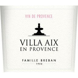 Coteau d'Aix en Provence, vin rosé
