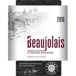 Beaujolais, Vin Rouge