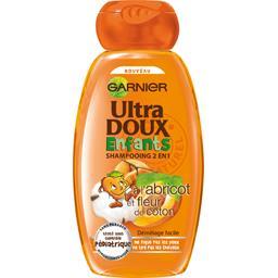 Enfants - Shampooing 2en1 à l'abricot et fleur de co...