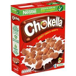 Chokella - Céréales goût choco-noisette