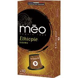 Capsules de café moulu Afrique