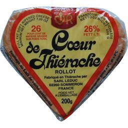 Leduc Fromage Cœur de Thiérache le fromage de 200 g