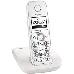Téléphone E310A Confort blanc