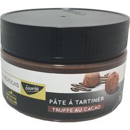 Les Créations Ivoria Pâte à tartiner truffe au cacao le pot de 250 g