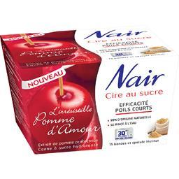 Dépil'box cire au sucre l'Irrésistible Pomme d'Amour