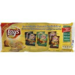 Chips 3 saveurs
