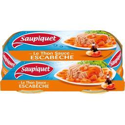 Thon sauce escabèche